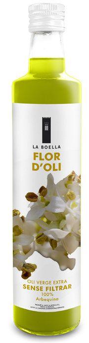 Flor d'oli · La Boella
