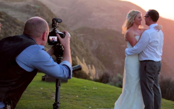 An insider's guide to wedding photos and film