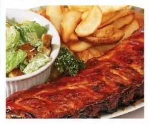 mmmmmmm! RIBS!! Join Us for a Special BBQ Celebration!!
