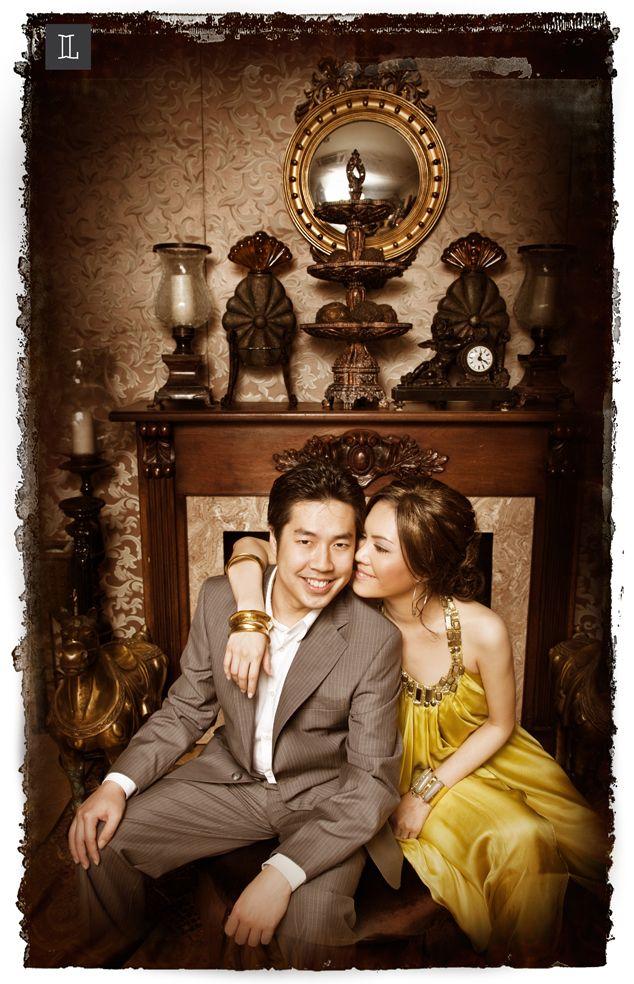 #prewedding #photography #leonardi #golden #gown #inspiration