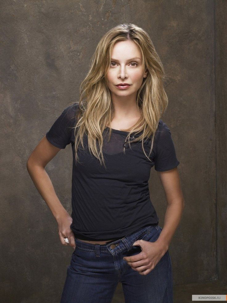 Calista Flockheart (November 11, 1964) American actress, o.a. known from the series 'Ally MacBeal' and 'Brothers and sisters'.