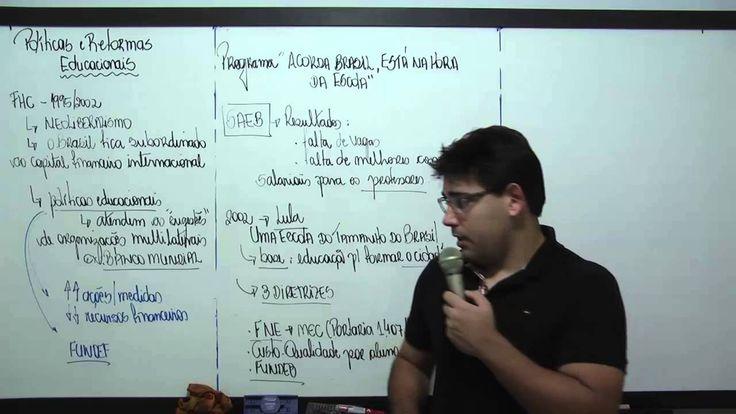 POLÍTICAS E REFORMAS EDUCACIONAIS
