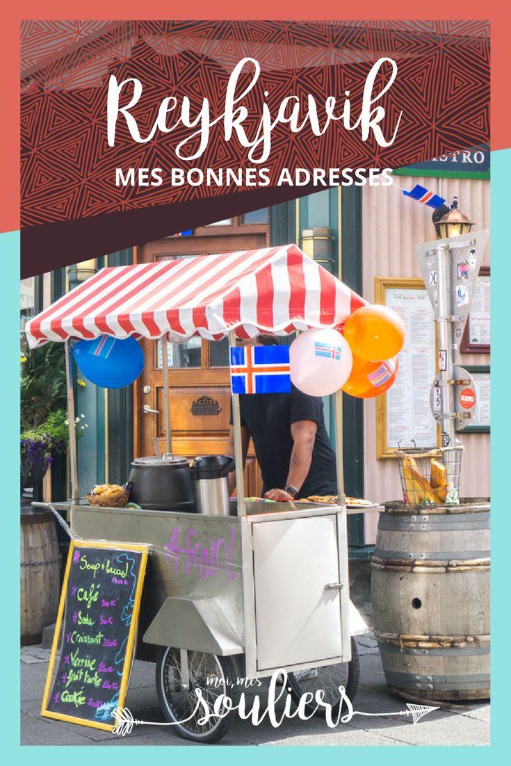 Pour votre prochain voyage en Islande, visitez ces bonnes adresses à Reykjavik pour savoir où dormir, où manger et où sortir!
