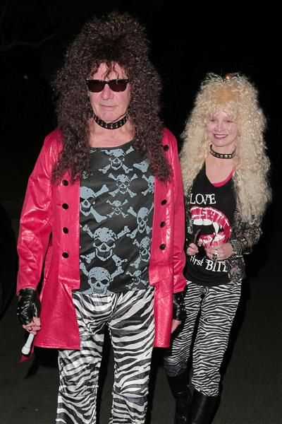 The best celebrity couple Halloween costumes - msn.com
