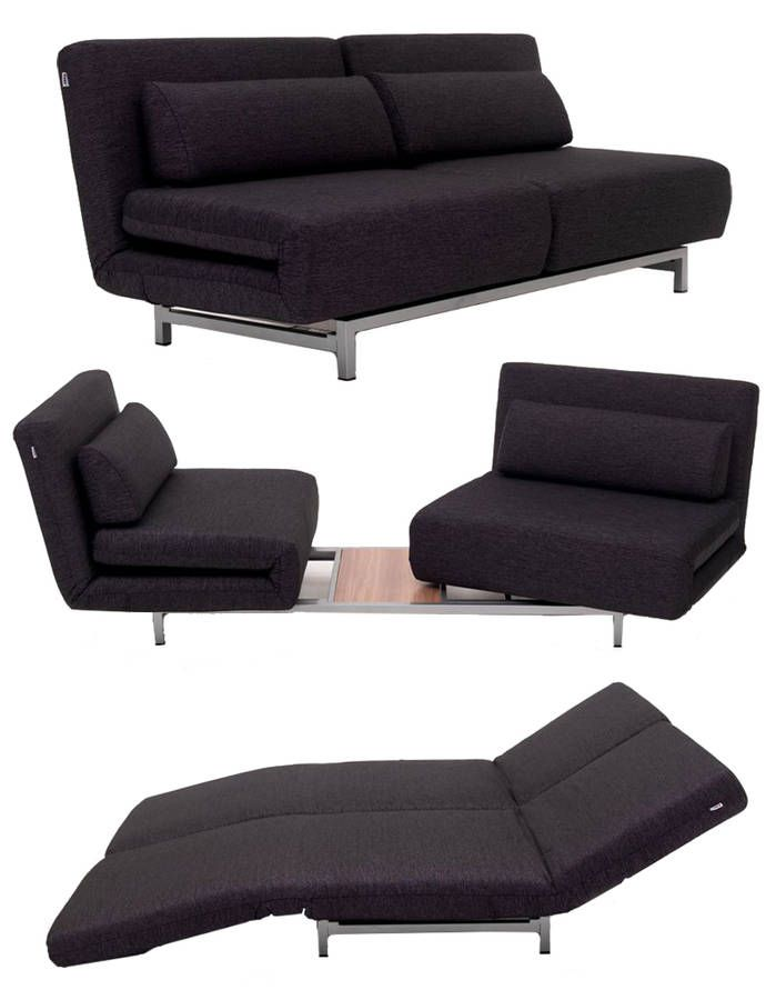 Canapé convertible Loveseat PPI, So Dezign