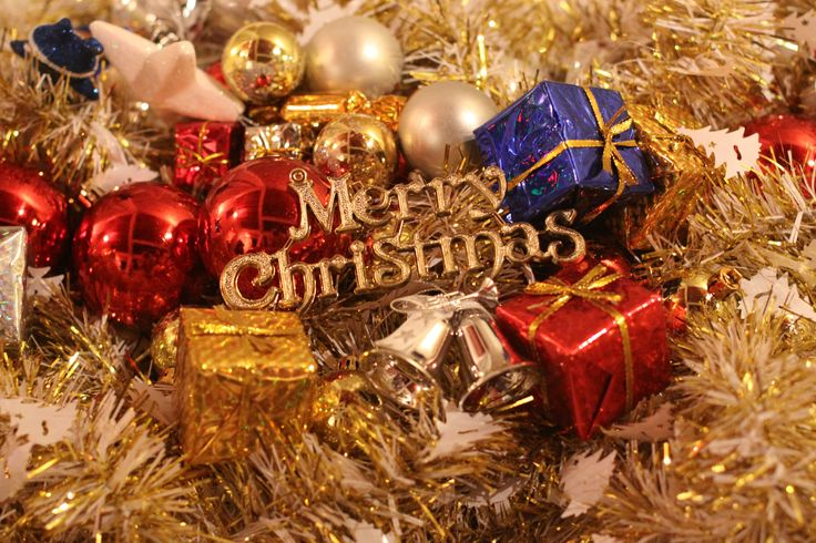 Miscellaneous Christmas Decorations for a Merry Christmas