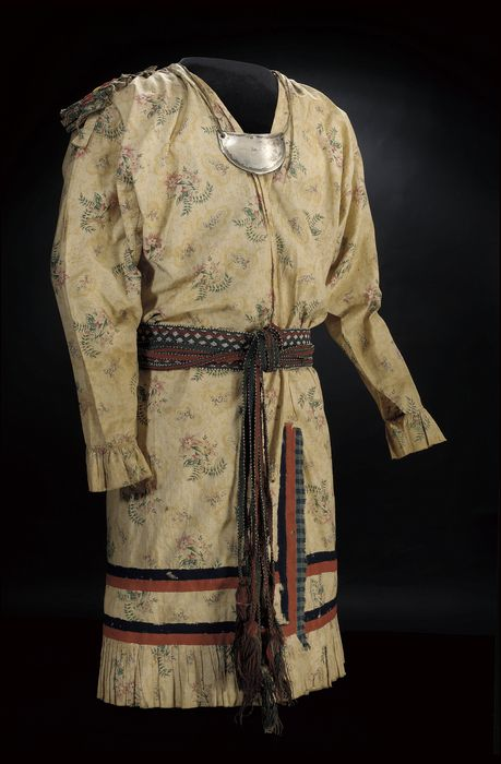 Man's Long Shirt Seminole, 1850 The National Museum of the American Indian