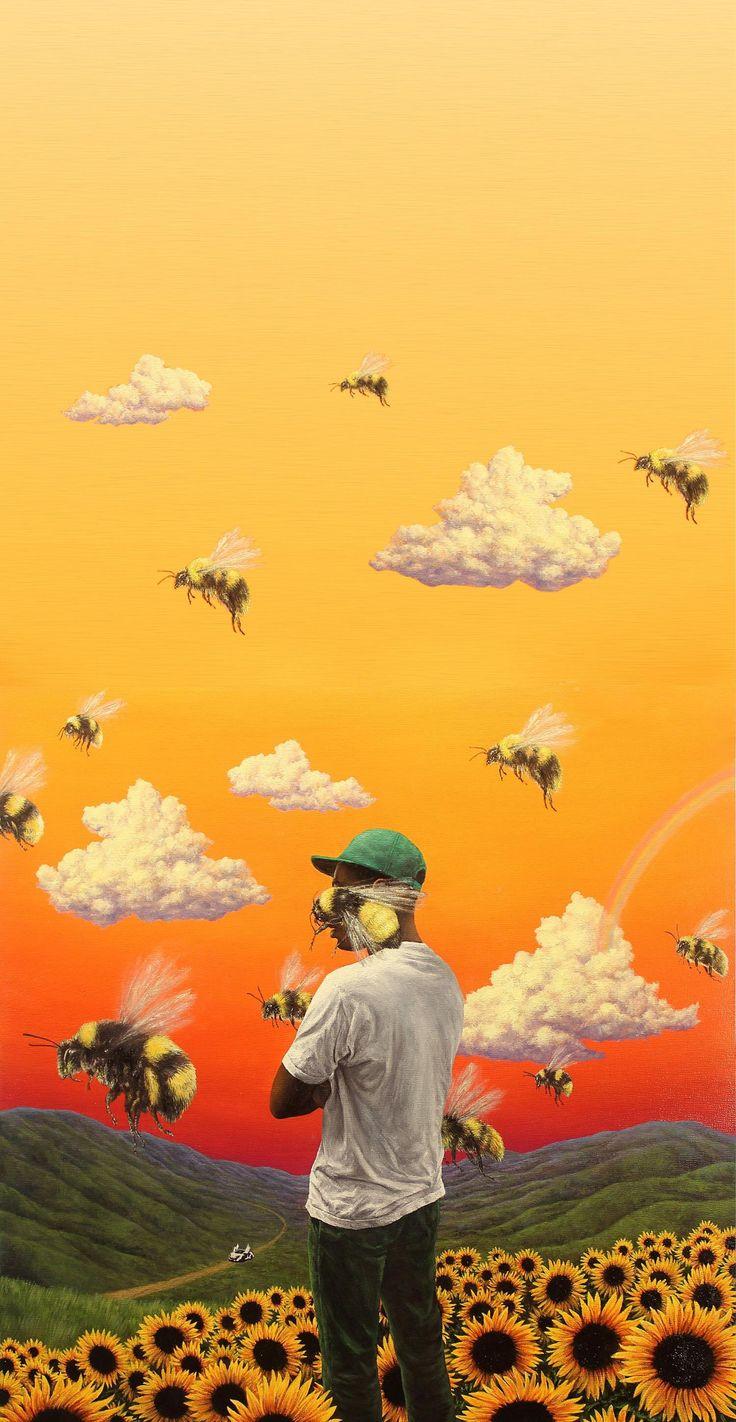 highres Flower Boy wallpaper so Tyler the creator