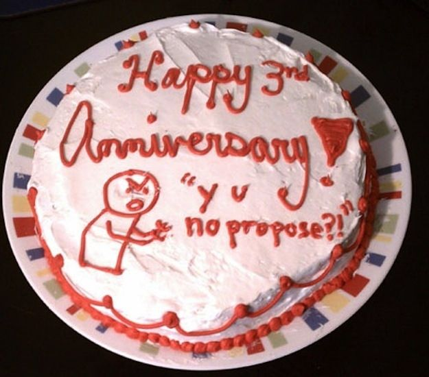 27 Painfully Honest Cake Messages...At least there's cake