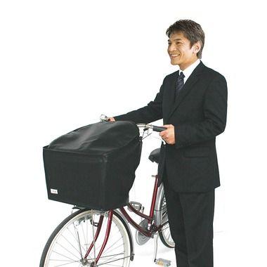 ワイドカゴ・新聞カゴ用パカッとさん 自転車パーツ,自転車用品,折りたたみ自転車等の販売【SHOP KJM】