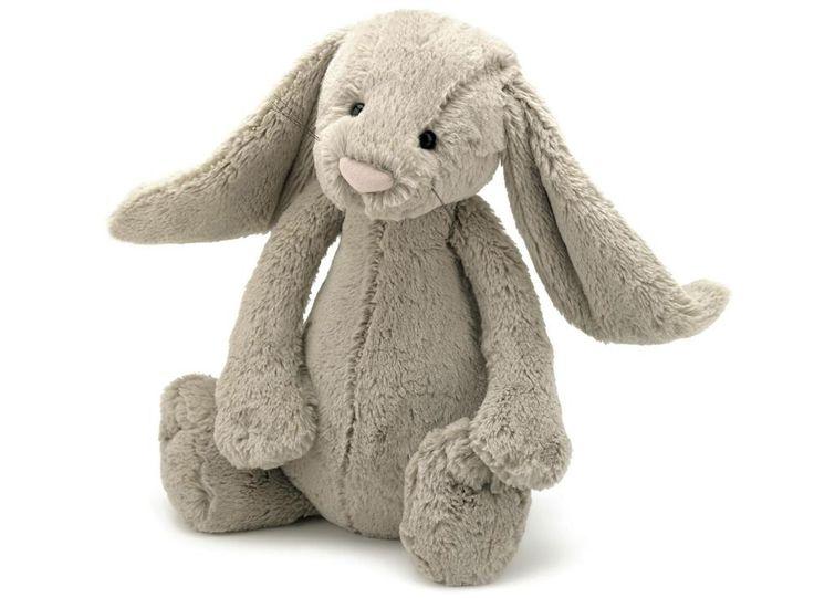 Mjuk kanin, large - Bonti
