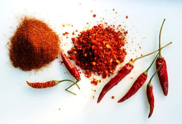 Recipe for homemade chili powder and chili powder rub or marinade.