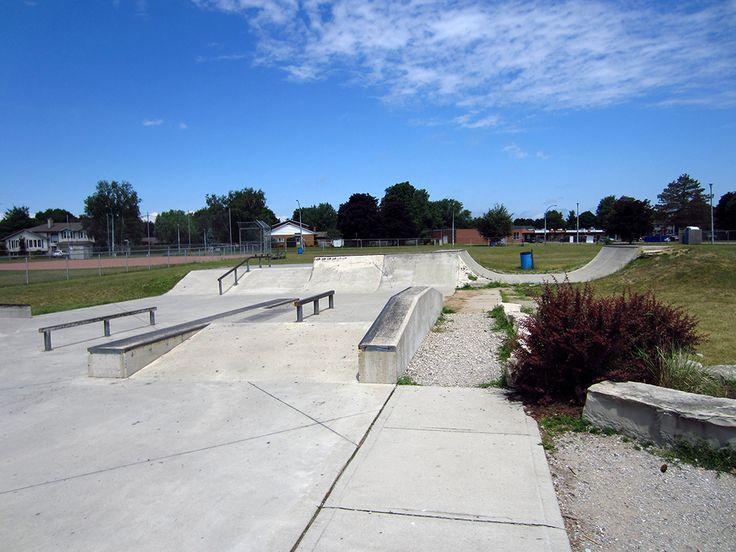 Skate Park for public use