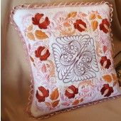 Autumn Song Pillow Quilt Combo | astitchahalf machine embroidery | Machine Embroidery Designs