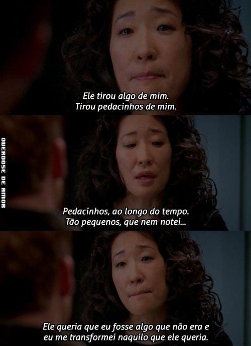 "overdosedeamor:  "" 6x13 | Grey's Anatomy  """