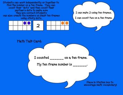 82 best Ten Frames images on Pinterest Ten frames, Ten frame - ten frame template