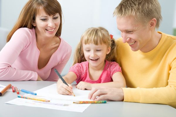 """Checklist for stepparents - """"Blending a family is hard work,"""" said Charlotte Shoup Olsen, Kansas State University Research and Extension family systems specialist. Here, she offers some tips to make the stepparenting transition a little easier."""