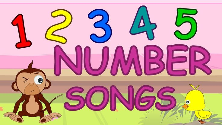 Numbers Song, Learn English Numbers Song, Number Songs Collection for Ch...