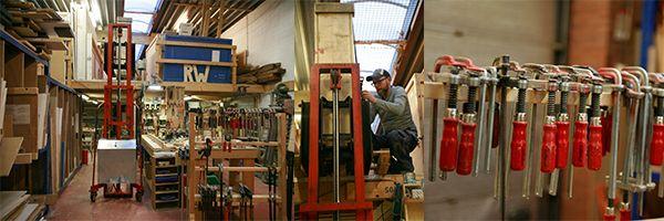 The making of...de Rijkswachters. Op bezoek bij studio Hamerhaai