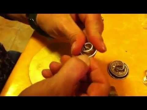 Creaciones y reciclaje de cápsulas Nespresso - YouTube