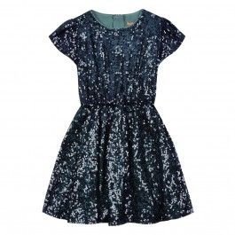 Wonder Dress - Midnight Blue