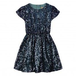 Wonder Dress - Midnight Blue