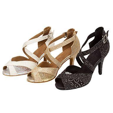 ShangYi Non Customizable Women's Dance Shoes Latin/Yoga/Dance Sneakers/Modern/Swing Shoes/Standard Shoes Suede Cuban Heel , red-us6.5-7 / eu37 / uk4.5-5 / cn37 , red-us6.5-7 / eu37 / uk4.5-5 / cn37