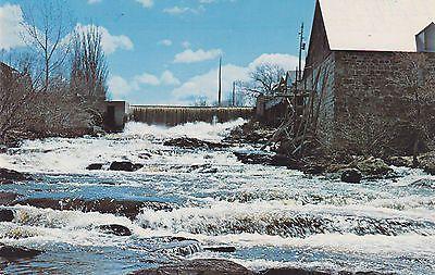 St. Jean - Port- Joli, Quebec, Postcard