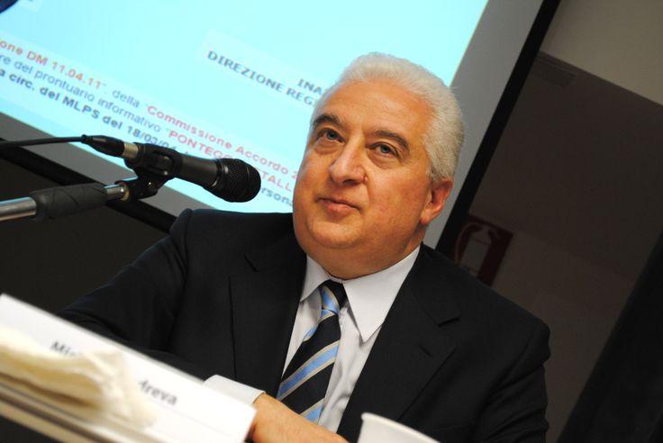 Michele Candreva, Ministero del Lavoro