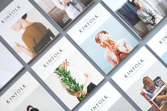 Kinfolk Magazine: Volume 1-12 - Amanda Jane Jones