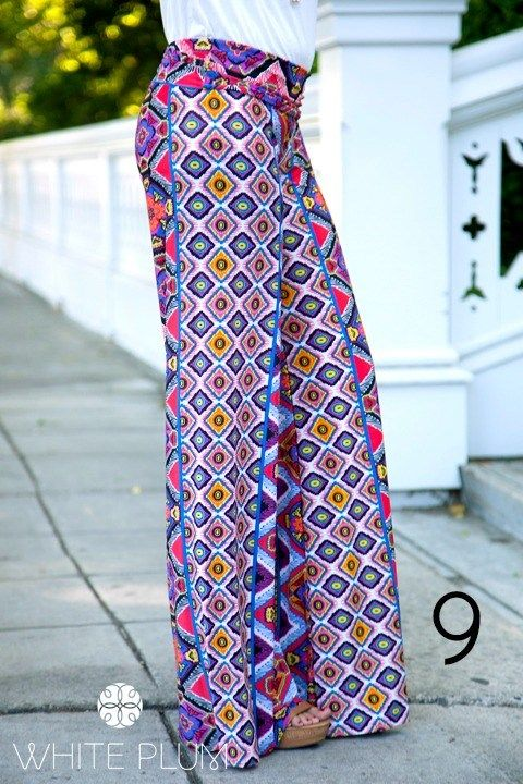 White Plum's Palazzo Pants - 28 Styles Available! {Jane Deals}