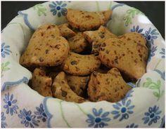 Biscotti con farina di riso e gocce di cioccolato - Ricette di non solo pasticci
