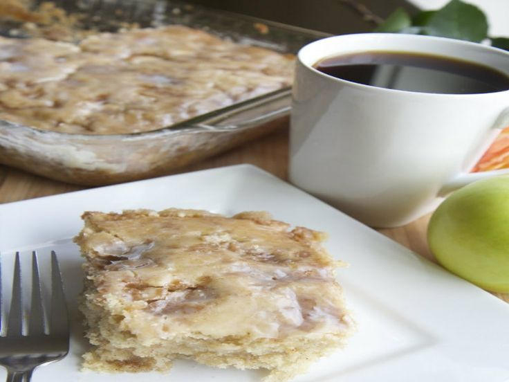 Love apple fritters Then you are going to love this apple fritter coffee cake Its moist fluffy and full of apple fritter flavor My only regret is that I...