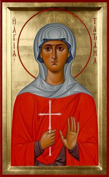 St. Tatiana of Rome
