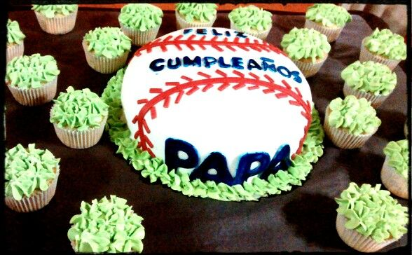 Pelota cake