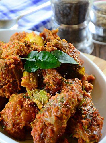 Rendang Ayam Kelantan