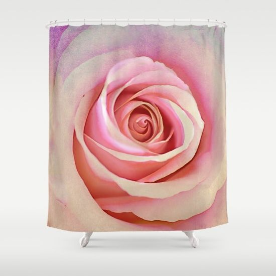 Romantic rose(8) Shower Curtain