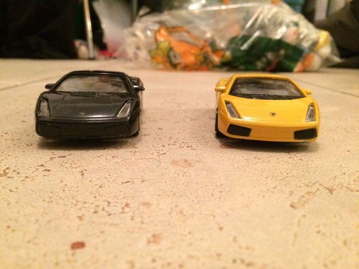 Lot Of 2 RARE Lamborghini Gallardo Toy Cars  | #eBay #Canada #Deals #Bargains