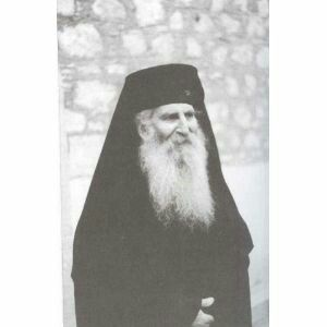 VenerableElder Iakovos Tsalikis