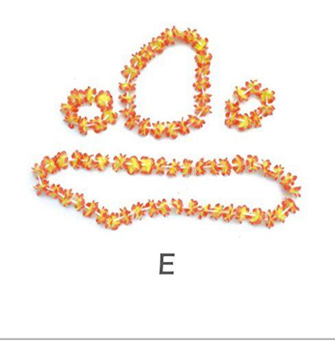 BOSHENG Luau Party Supplies Flower Leis Set,Bracelet, Necklace,Headband (5) BOSHENG http://www.amazon.com/dp/B01DVEBY24/ref=cm_sw_r_pi_dp_FZgbxb19H72MR