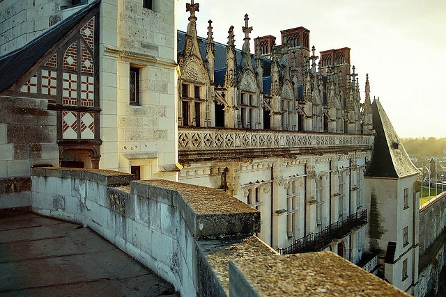 Chateau Amboise by kokorowashinjin, via Flickr