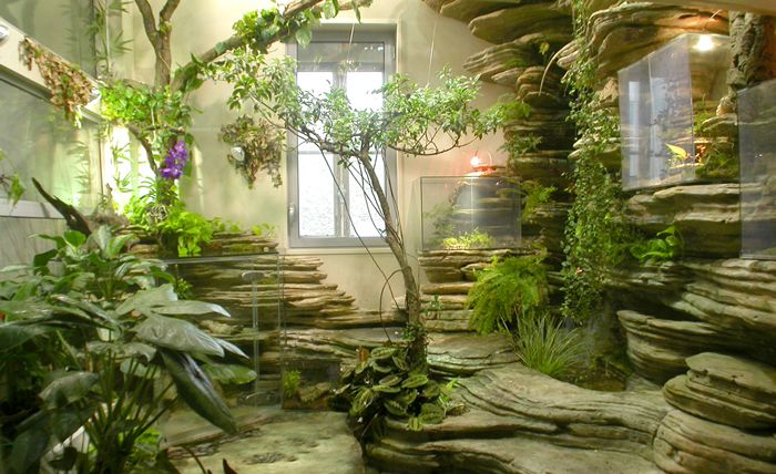 Atelier paul louis duranton interior exterior natural decoration vertical garden japanese - Vertical gardens miniature oases ...