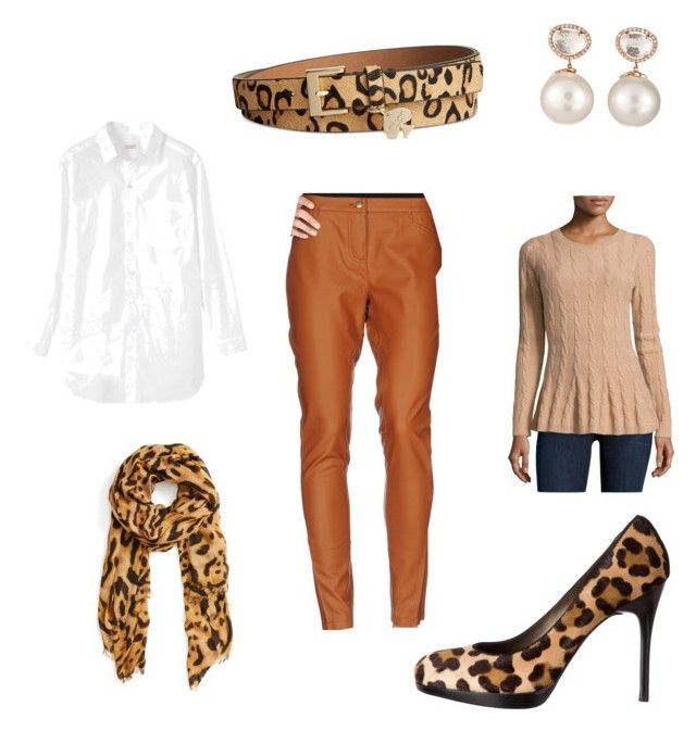january 11th outfit by ouanda on Polyvore featuring polyvore, fashion, style, Neiman Marcus, Toast, Toy G., Stuart Weitzman, Samira 13, Roffe Accessories, Kate Spade, clothing, outfit, today and january11