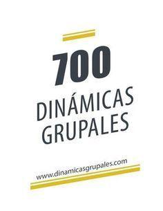 700 dinámicas grupales