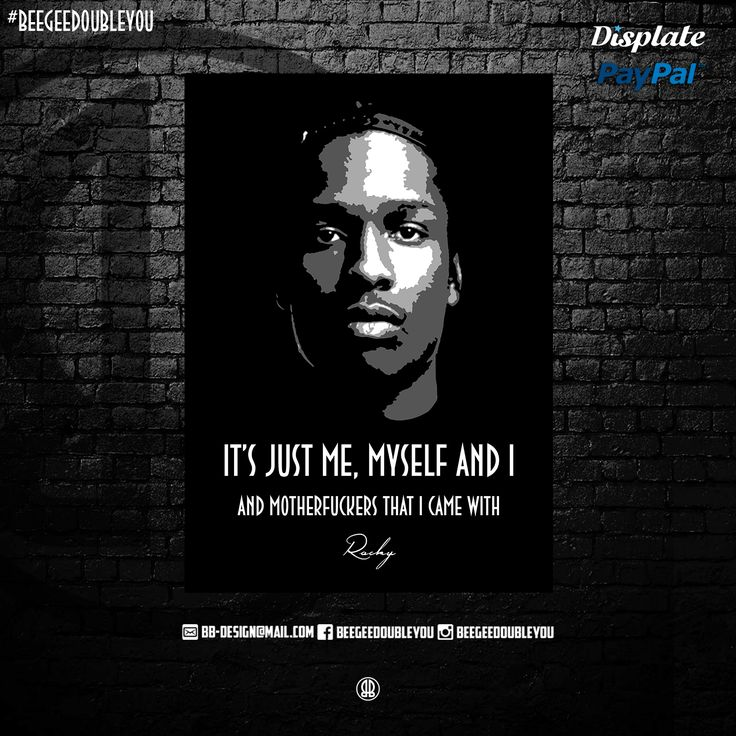 ASAP Rocky on Poster! @Displate  #black #popart #collection #studio #hiphop #quotes #hiphopart #tyga #mancave #wizkhalife #discount #snoopdogg #awesome #thegame #biggiesmalls #movies #displate #tupacshakur #geeks #displates #quote #posters #hiphop #future #worldstar #movie #fanart #sayings #hiphoplegends #urban #natedogg #hiphopheads #hiphophead #hiphopquotes #dmx #westcoast #eastcoast #50cent #machinegunkelly #kendricklamar #stoney #420 #drake #rap #street #designs #designer #rocky #asap