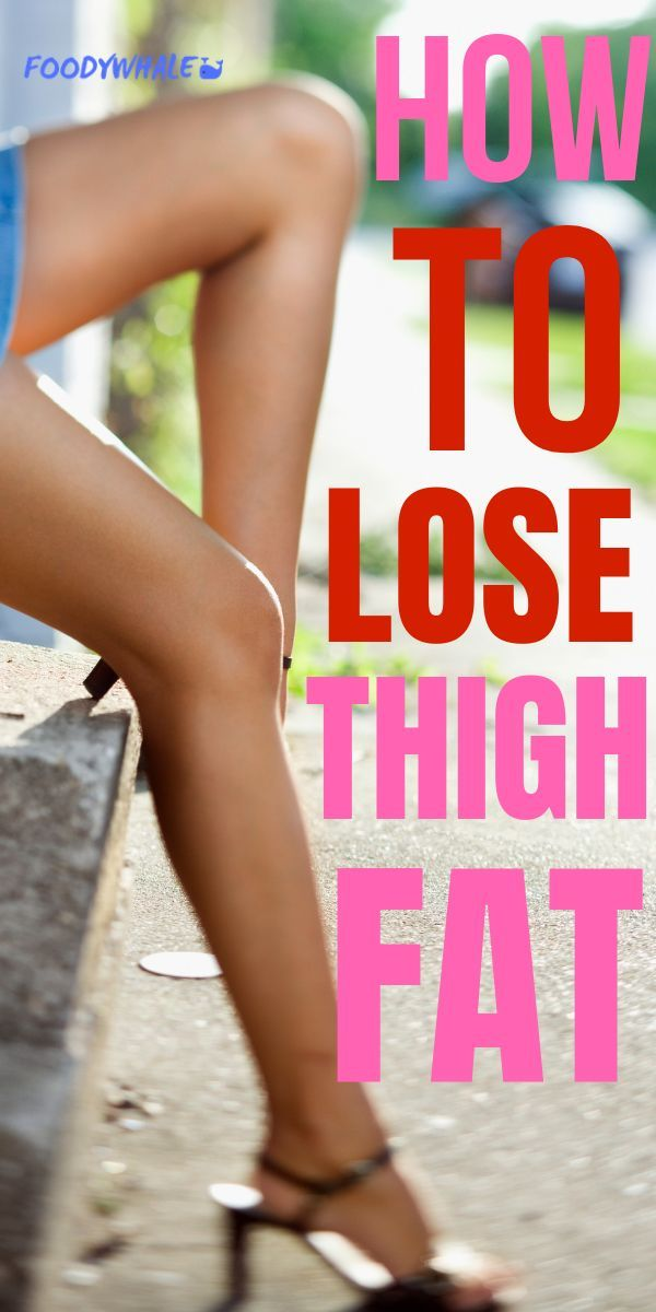 diets to lose weight fast thighs