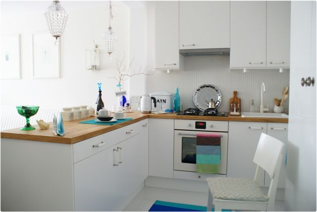 Pomysł na prosty remont kuchni - porady - kuchenny.com.pl