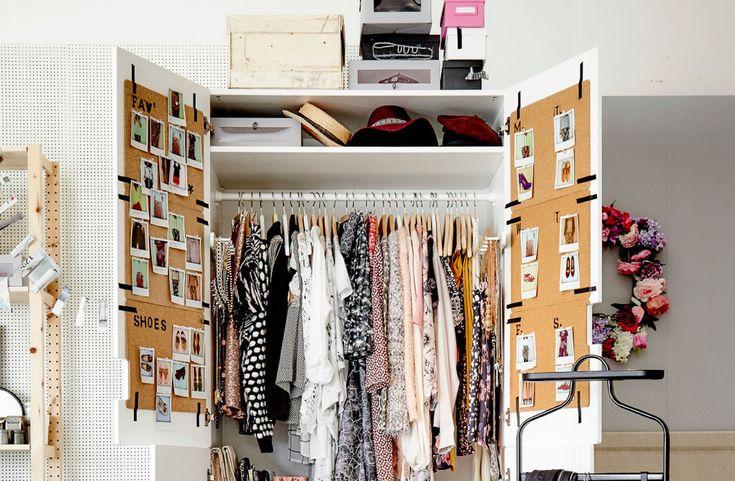 Создаем идеальное гардеробное пространство: 10 советов от имиджмейкера