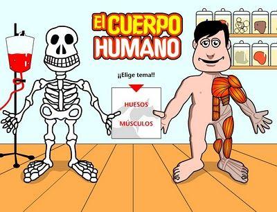 Juegos del Cuerpo Humano