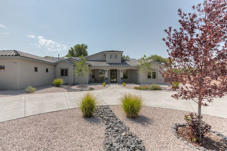 JUST LISTED! Custom 2980 sq ft home on .5 acre lot in West Old Town. Direct access to Bosque Trails. High ceilings, decorative beams, 16 ft pocket door to large covered patio. Over-sized master suite with his and hers closets and vanities.  Andrea Romero EXP Realty 505-610-6481